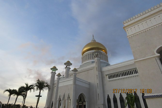 Brunei Capital City Tour Half Day Shore Excursion