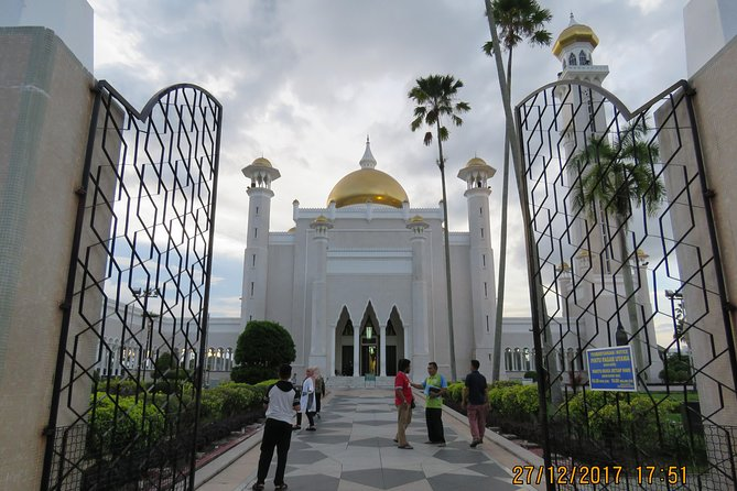 Brunei Capital City and Water Village Tour