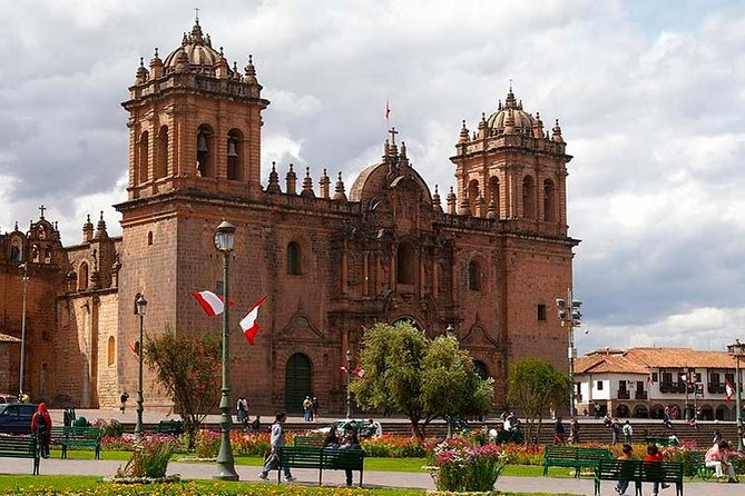 Afternoon: Cusco City tour with entraces