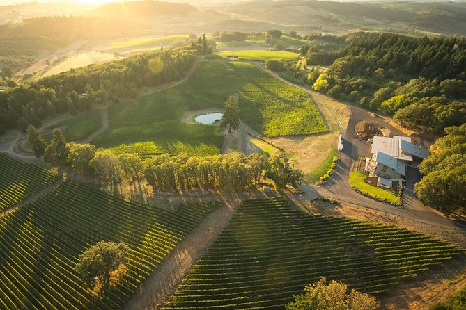 Tour DeVine by Heli - Helicopter Wine Tour