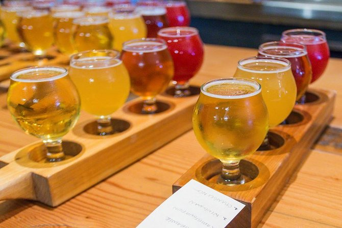 Walking Brewery Tour of Vancouver photo 1
