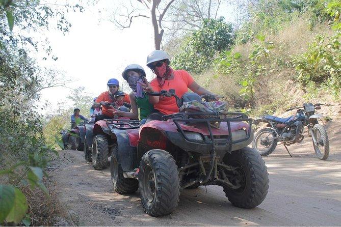 ATV and Rafting Adventure Tour
