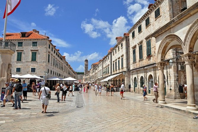 Dubrovnik Old City Walking Tour in English