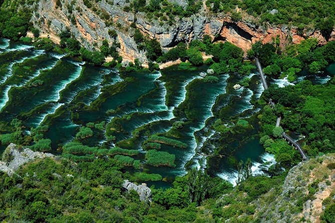 Private Excursion: National Park Krka and Sibenik from Dubrovnik