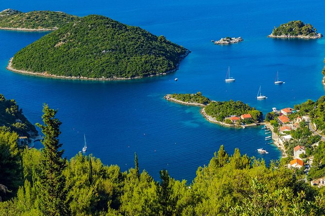 Private Excursion to National Park Mljet from Dubrovnik