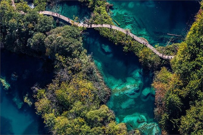 Private Excursion to National Park Plitvice Lakes from Dubrovnik photo 1