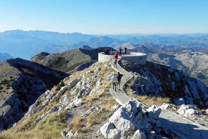 Private Excursion - National Park Lovcen from Dubrovnik