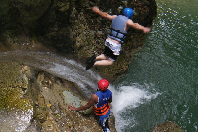 Shore Excursion: Zip N' Splash - Damajagua Waterfalls & Zip Lines