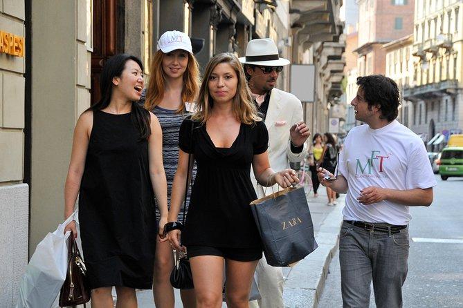 Milan Fashion Tour - 4 people package -