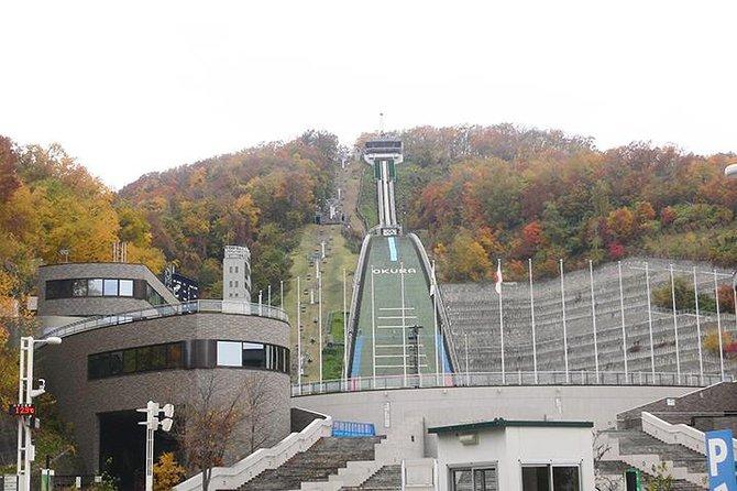 Quick look around Sapporo