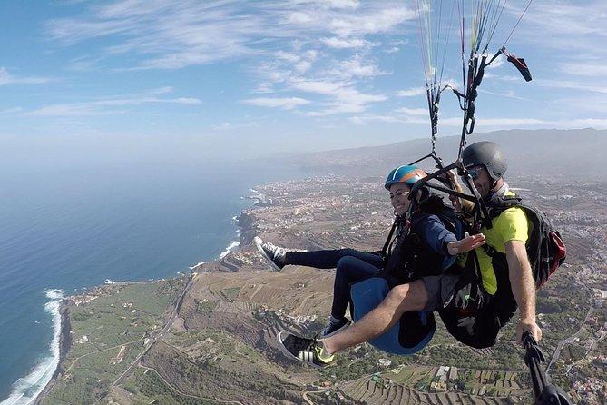 Paragliding Tandem Flight in Adeje