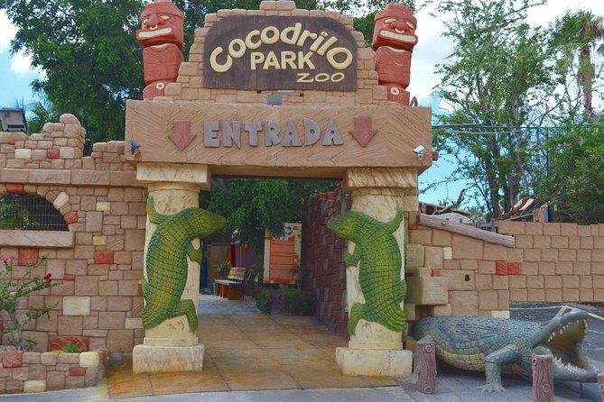 Ticket to Agüimes Cocodrilo Park Zoo from Gran Canaria | Arucas ...