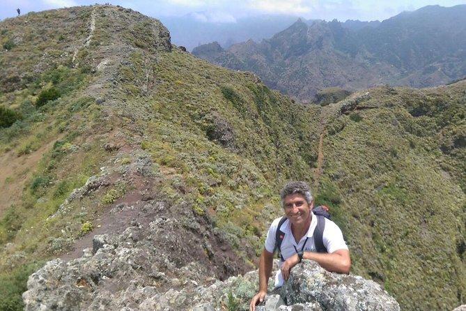 Tenerife Hiking Tour to Roque de Taborno