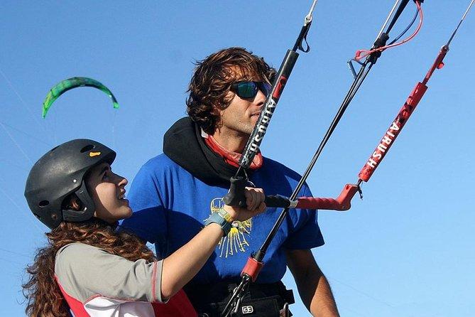 Small Group Kitesurfing Course in El Médano, Tenerife