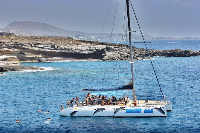 Catamaran Excursion at Las Galletas in Tenerife