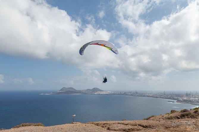 Paragliding Tandem Flight i Las Palmas de Gran Canaria