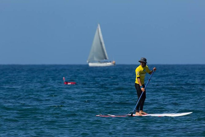 3-hour Paddle Surf Tour in Meloneras