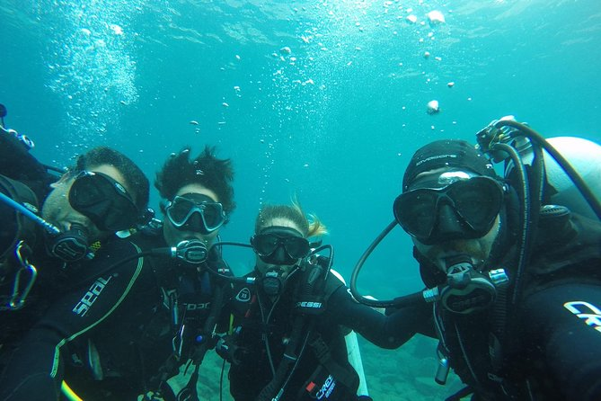 PADI Certification Scuba Diving Course in Gran Canaria