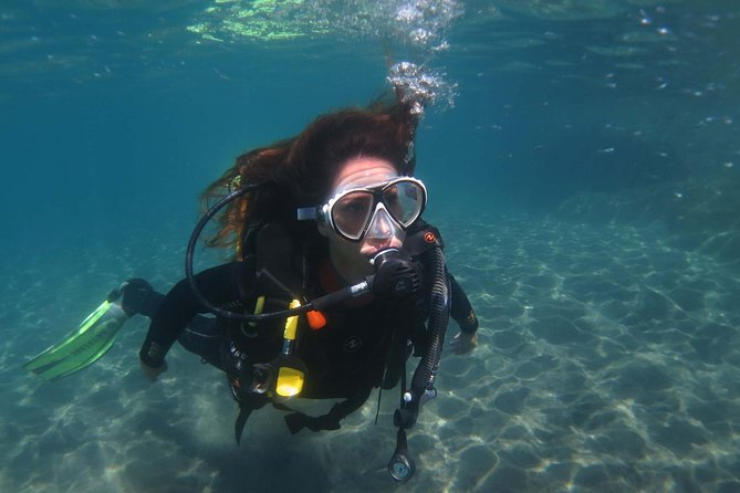 Scuba Diving Baptism from Playa del Ingles in Gran Canaria photo 1