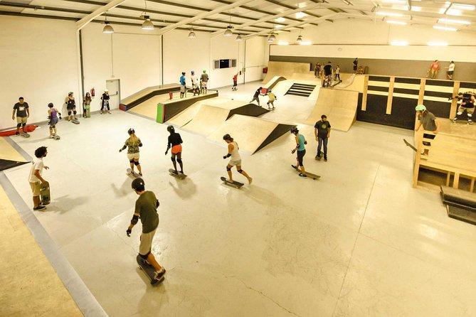 Skateboarding Lessons in Lanzarote