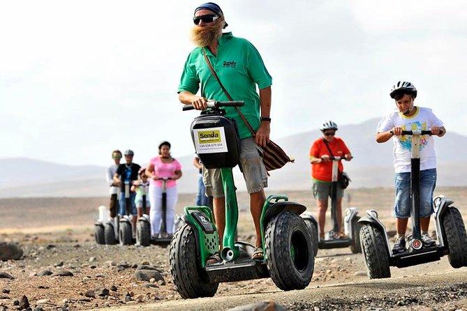 2-hour Segway Tour around Caleta de Fuste in Fuerteventura
