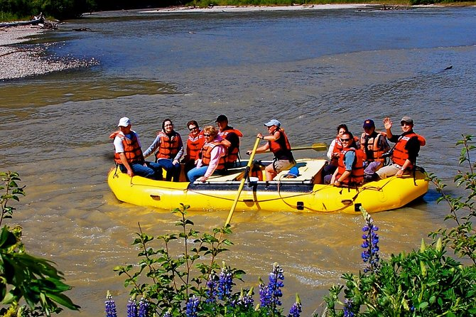 2.5-Hour Taiya River Scenic Float from Skagway