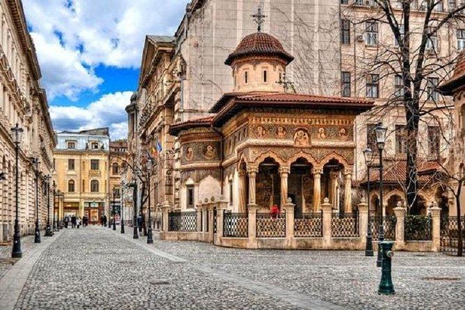 Bucharest Old Town Walking Tour