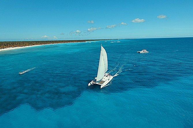 Quetzal Catamaran Cruise Prestige to Saona Island