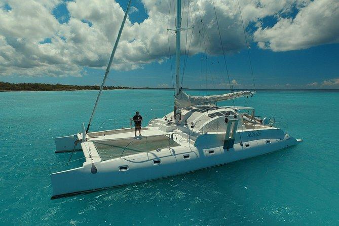 Private Catamaran Cruise Aboard the 'Quetzal'