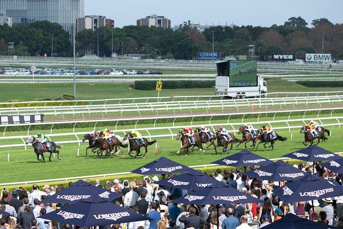 Royal Randwick Horse Racing Carnival - Centennial and Members Reserve-biljetter