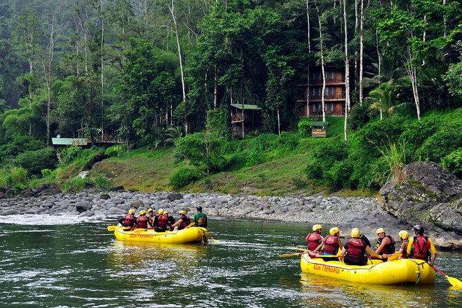 Rios Tropicales Pacuare Eco Lodge And Rafting 2 Day Adventure