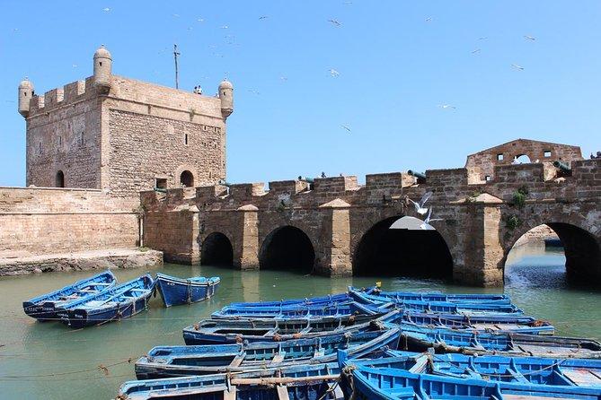 Visite guidée d'une journée à Essaouira au départ d'Agadir