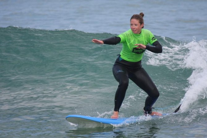 Half-Day Surf Experience in Newquay (1 x 2 hour lesson) - All Abilities Welcome