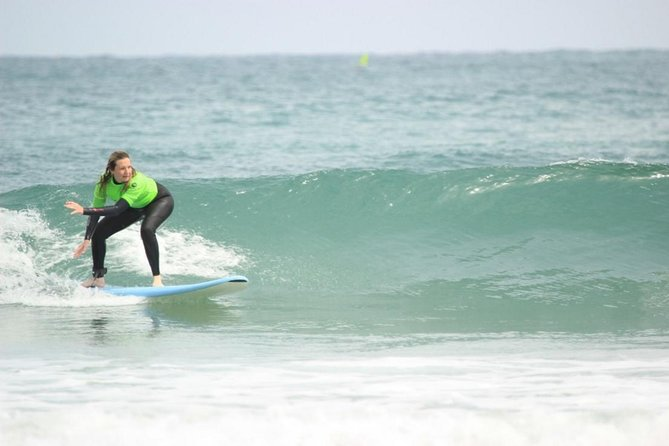 Private One on One Surf Lesson in Newquay, for Beginners / Novice Surfers