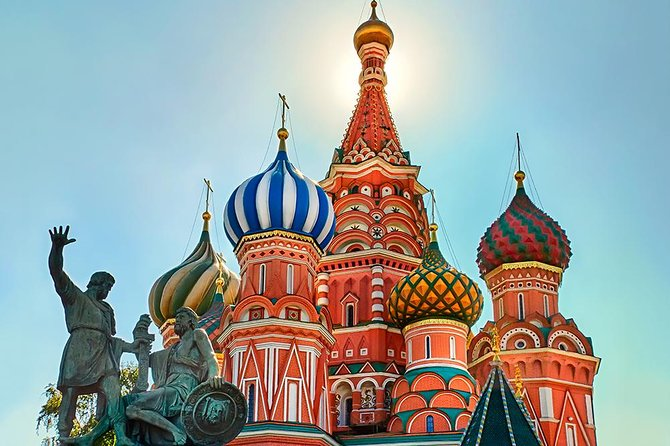 Private City Tour of Moscow photo 4