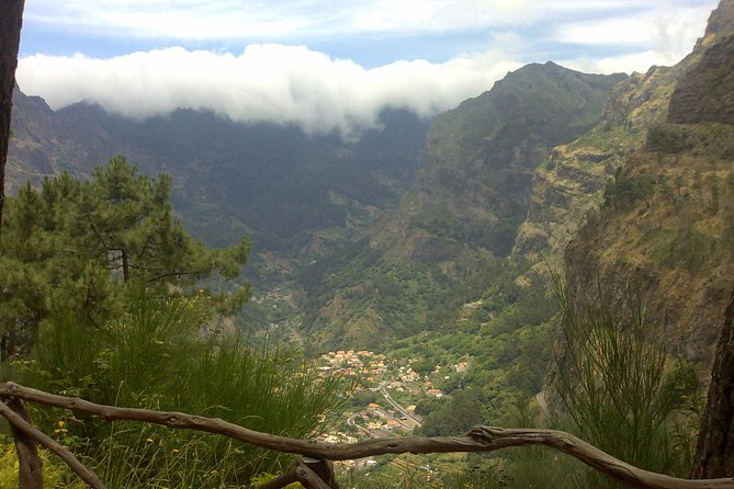 Madeira Nuns Valley Sightseeing Tour from Funchal, Canico, and Machico