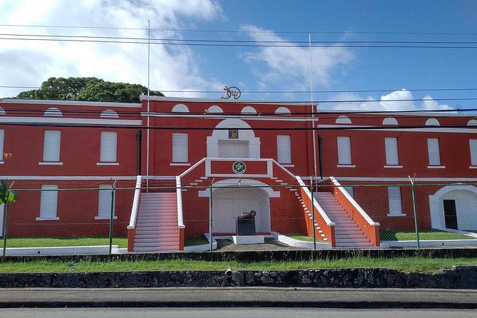 Shore Excursion - The Historic Garrison and its Museum - A Military Story