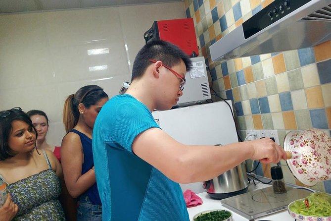 Sichuan cooking class half day tour