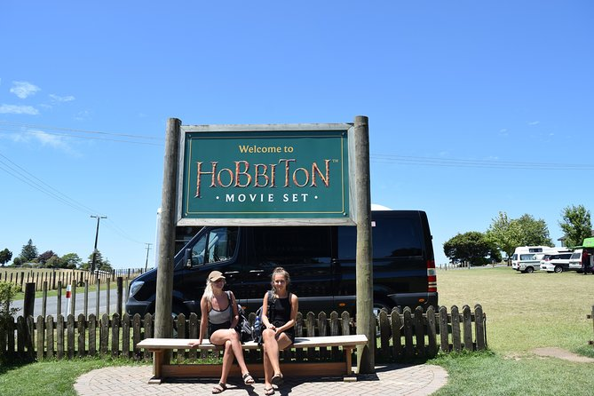 Ultimate 2 Day: Hobbiton: Waitomo Caves: Mitai Maori Experience: Wai-o-Tapu Thermal Area: Agrodome: Pick up from Auckland