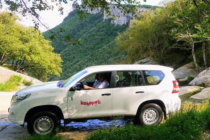 Excursión privada en un día al Pirineo Jeep Safari desde Barcelona