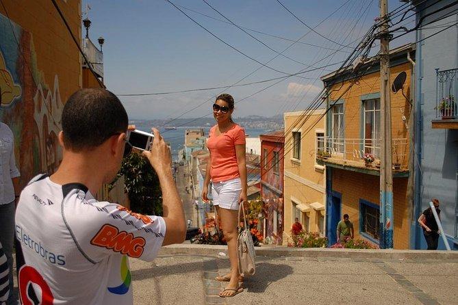 Viña del Mar and Valparaíso