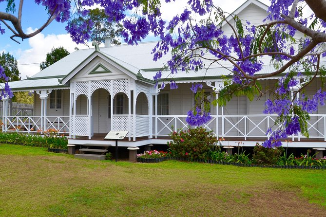 Paronella Park, Historic Village Herberton and Granite George wild life Kangaroo