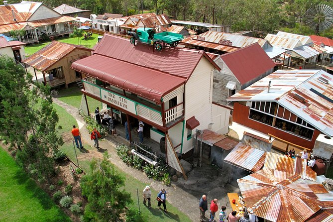 Historic Village Herberton and Tableland Tour
