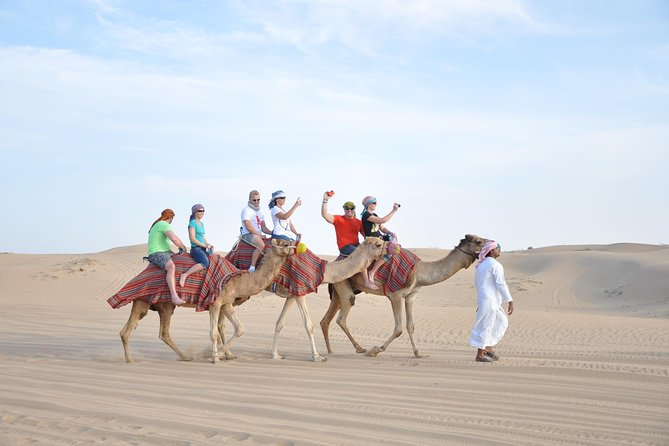 Dubai Desert Adventure Half-Day Tour