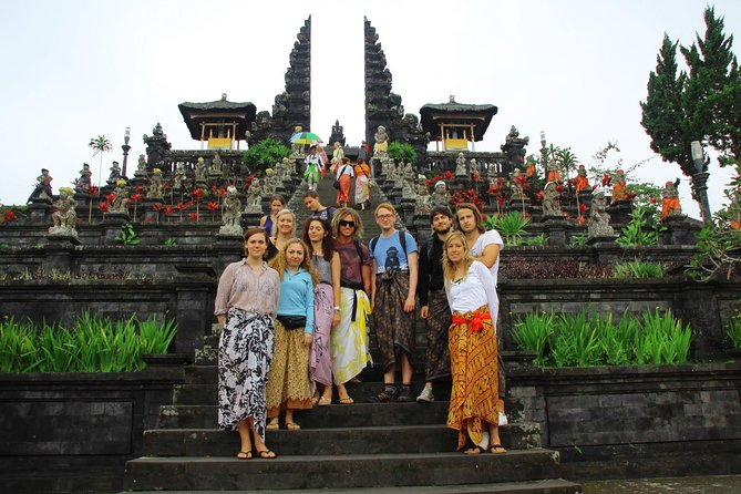 Full-Day Eastern Bali Mystic Tour