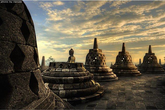 Half-Day Good Morning Borobudur