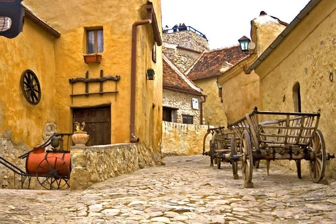 2 Days Private Tour-Peles&Dracula Castles, Brasov, Rasnov and Sighisoara