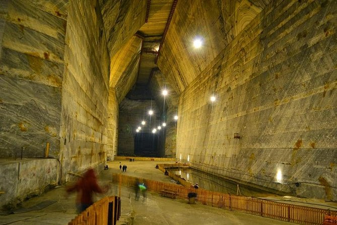 Slanic Prahova Salt Mine