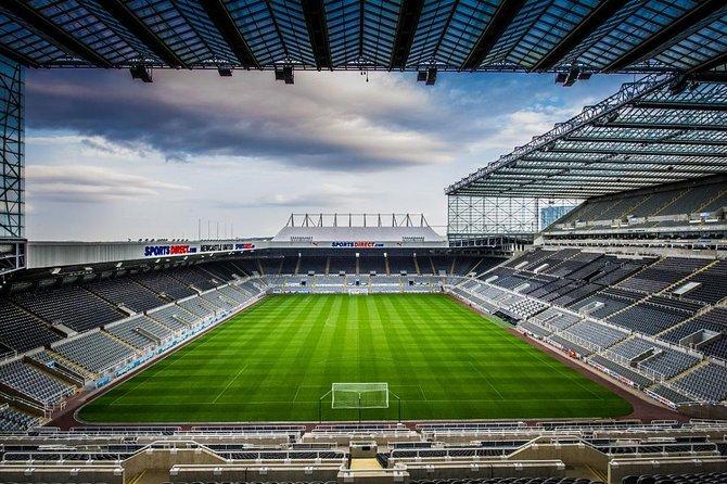 Excursión al estadio Newcastle United FC