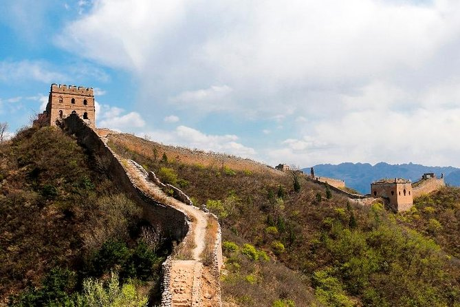 Skip-The-Line Private Day Trip: The Mutianyu Great Wall and Chinese Dumpling Lunch